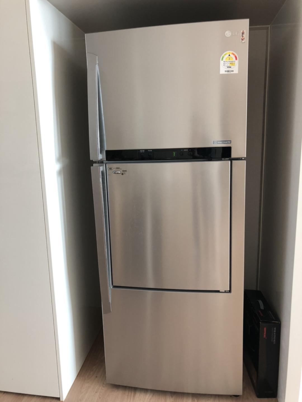 엘지 냉장고 441리터