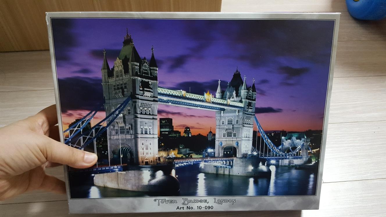 가격내림ㅡ1000피스 bienpuzzle(tower bridge london)