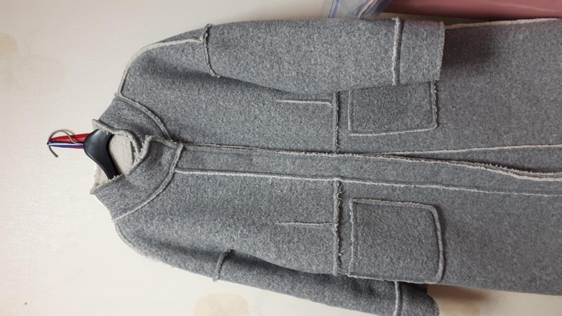 겨울 코트