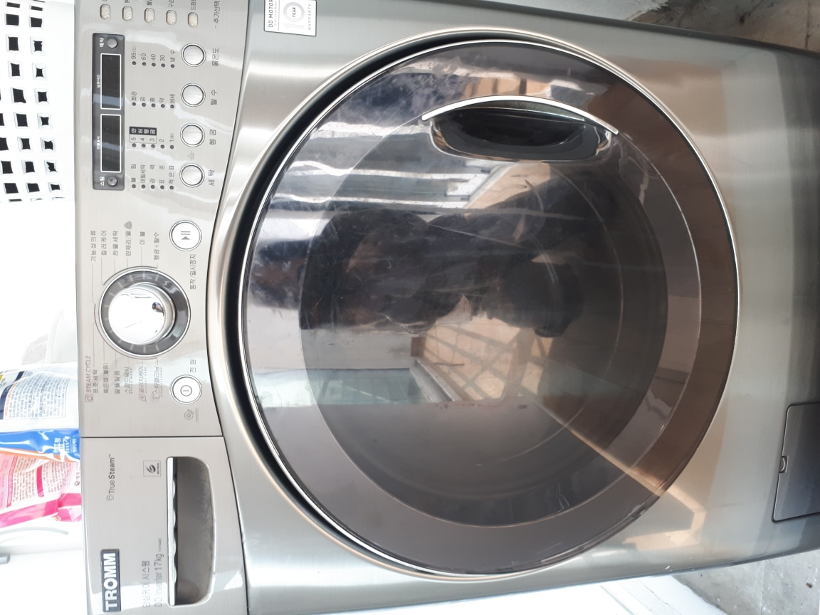 Lg드럼세탁기