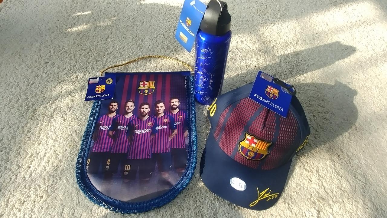 [FC 바르셀로나] 메시. 바르셀로나 기념품