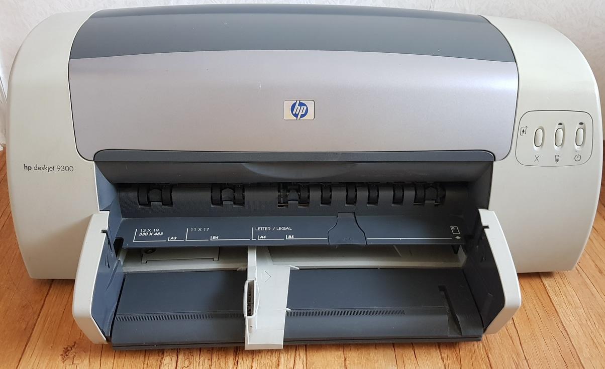 hp deskjet9300 프린트(A3)