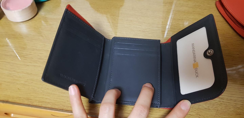만다리나덕 지갑,메트로시티 지갑