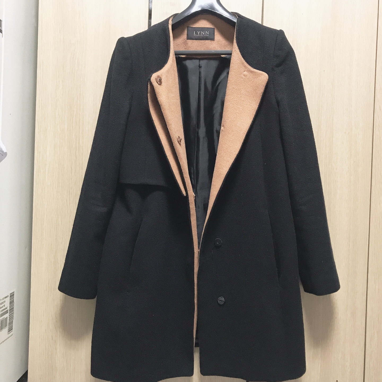 쉬스미스/린/아이보리 코트 판매합니다.