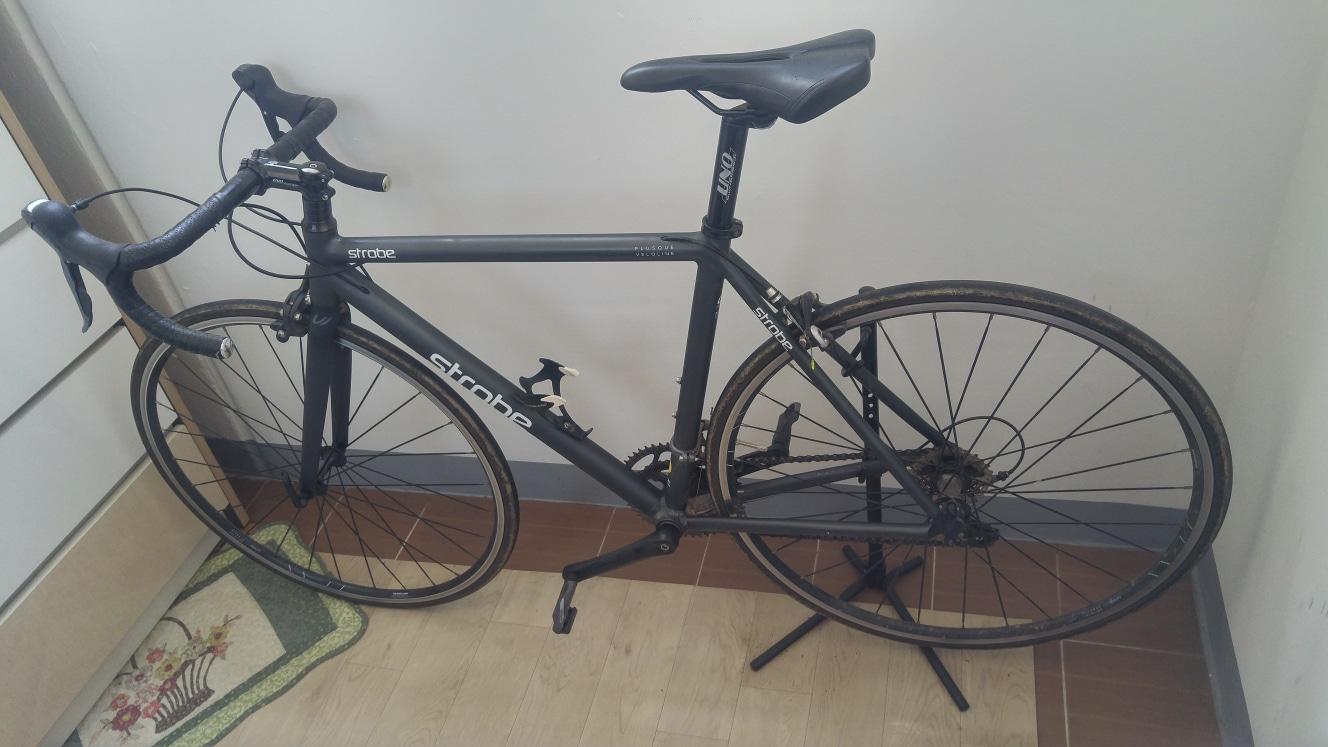 입문용 로드 자전거 판매합니다
