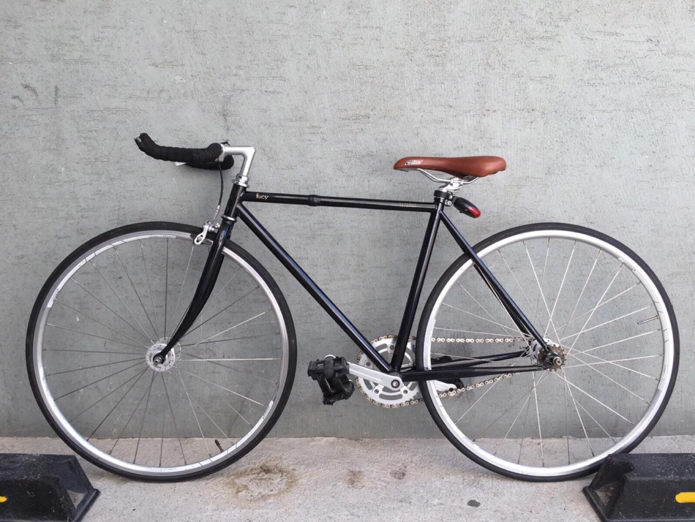 픽시 자전거 루시 팝니다