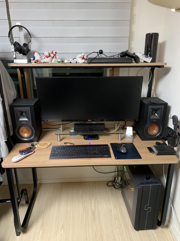 컴퓨터 책상 판매합니다.