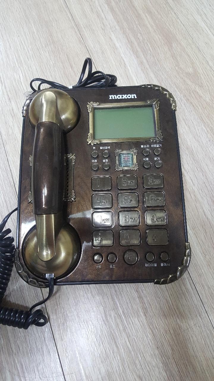 엔틱 전화기