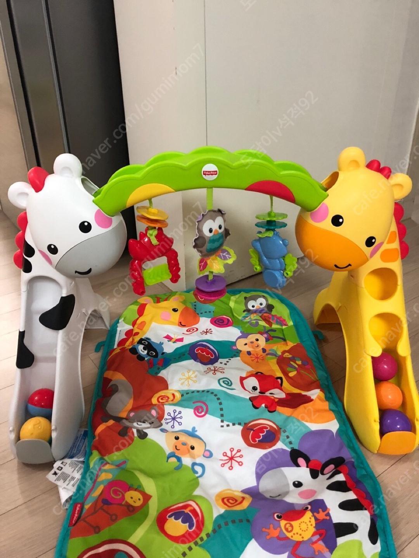 피셔프라이스 아기체육관 스마트
