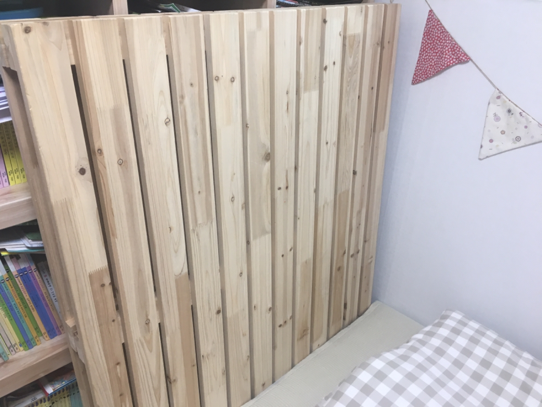 삼나무 원목 깔판