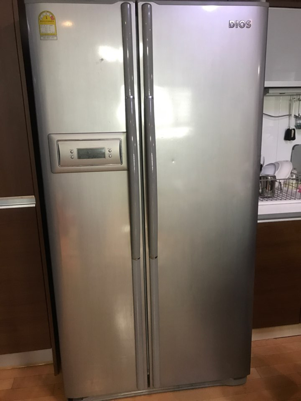 엘지디오스양문형냉장고 + 드럼세탁기 판매