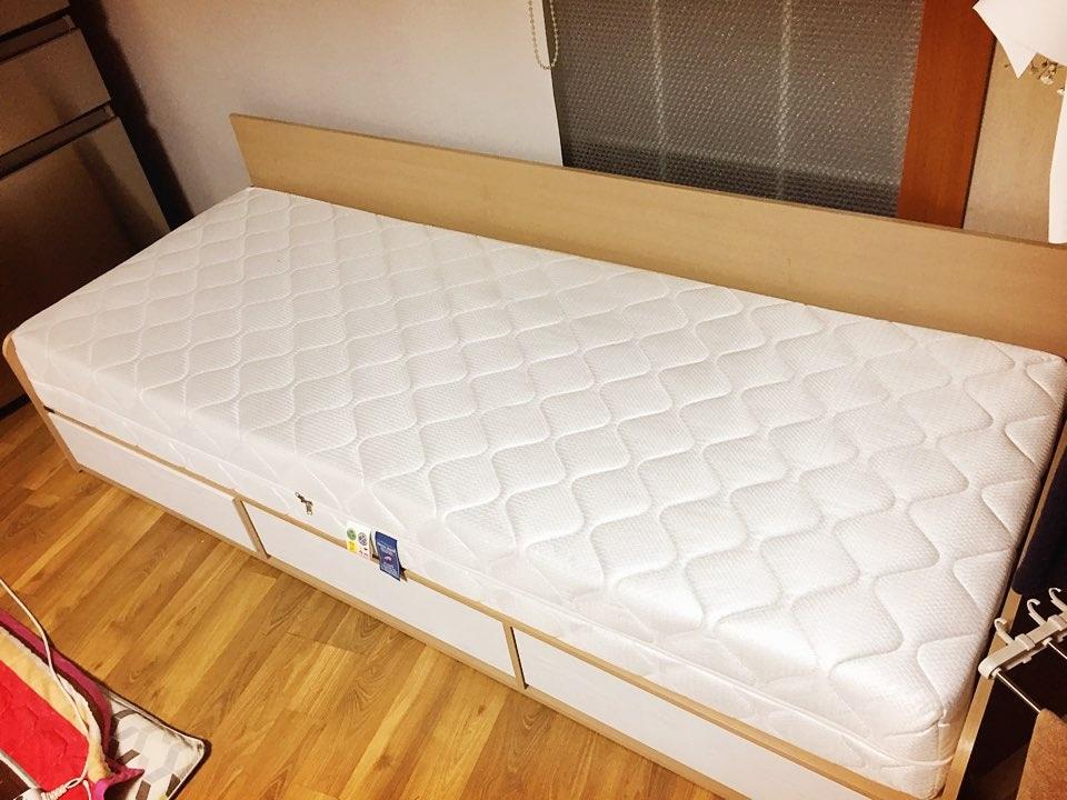 보루네오 침대형 쇼파