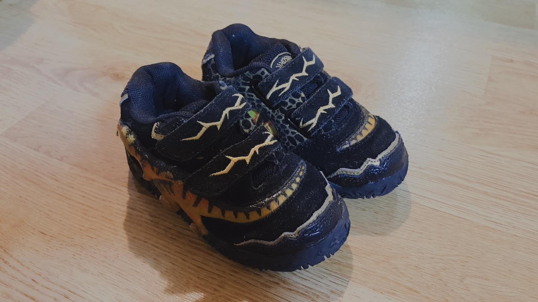 다이노솔즈 150사이즈 신발 상태좋음^^