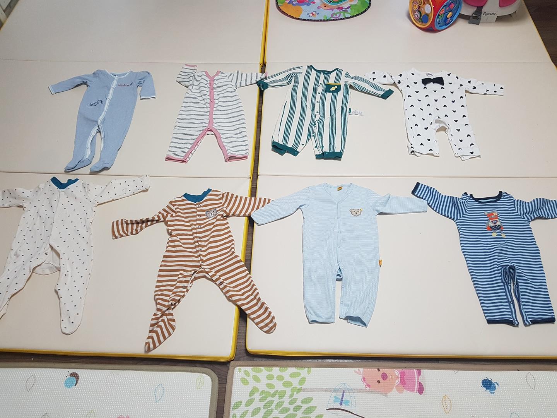(무료나눔)3-6개월 아기옷