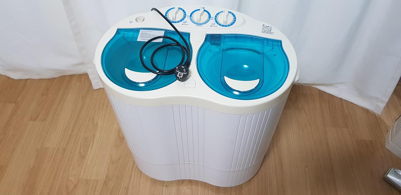 미니 세탁,탈수 분리형 세탁기팔아봅니다.