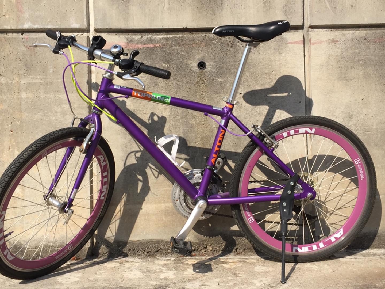거의 보관만한 자전거 방출합니다