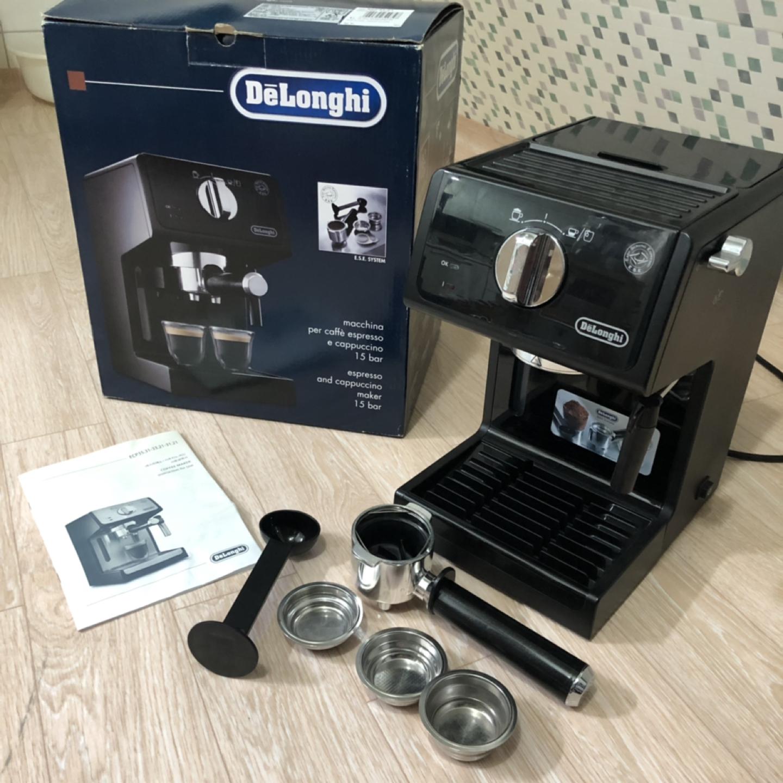 드롱기 커피머신 (ECP31.21)