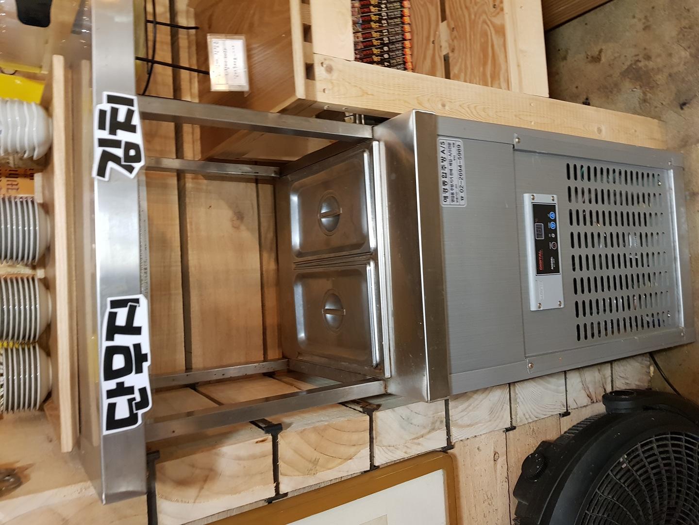 냉장고  토핑반찬냉장고