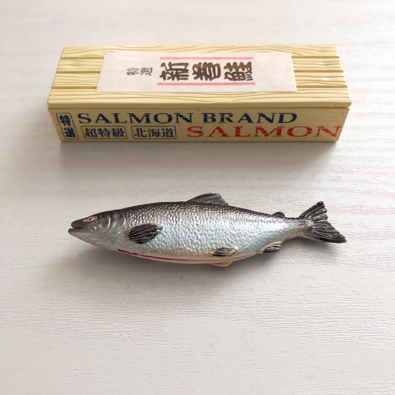 (중고: 상태 괜찮은편) 단종식완 연어