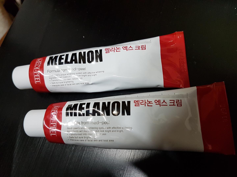 멜라논  엑스 크림^^