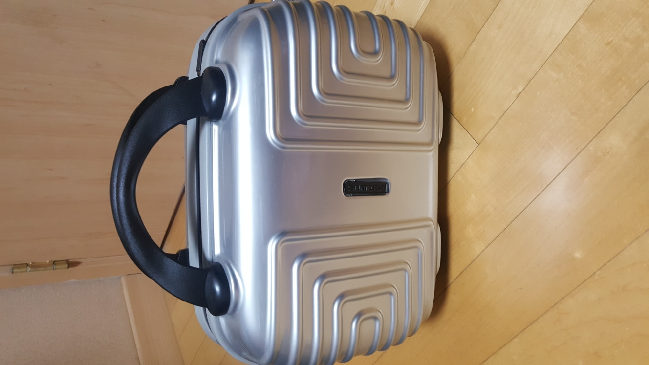 여행용 미니캐리어가방