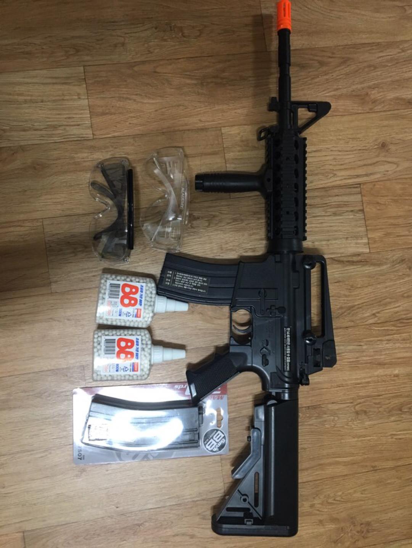 M4 전동건