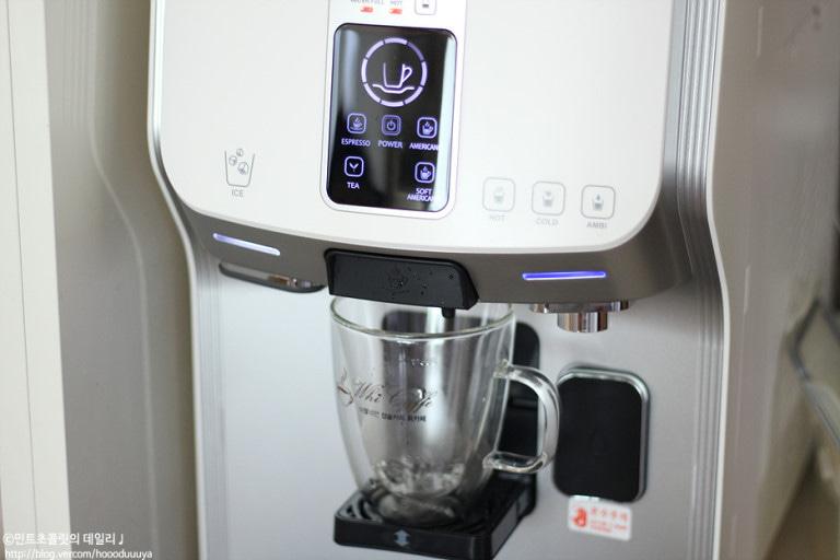 「사은품+현금지원」커피얼음냉온정수기
