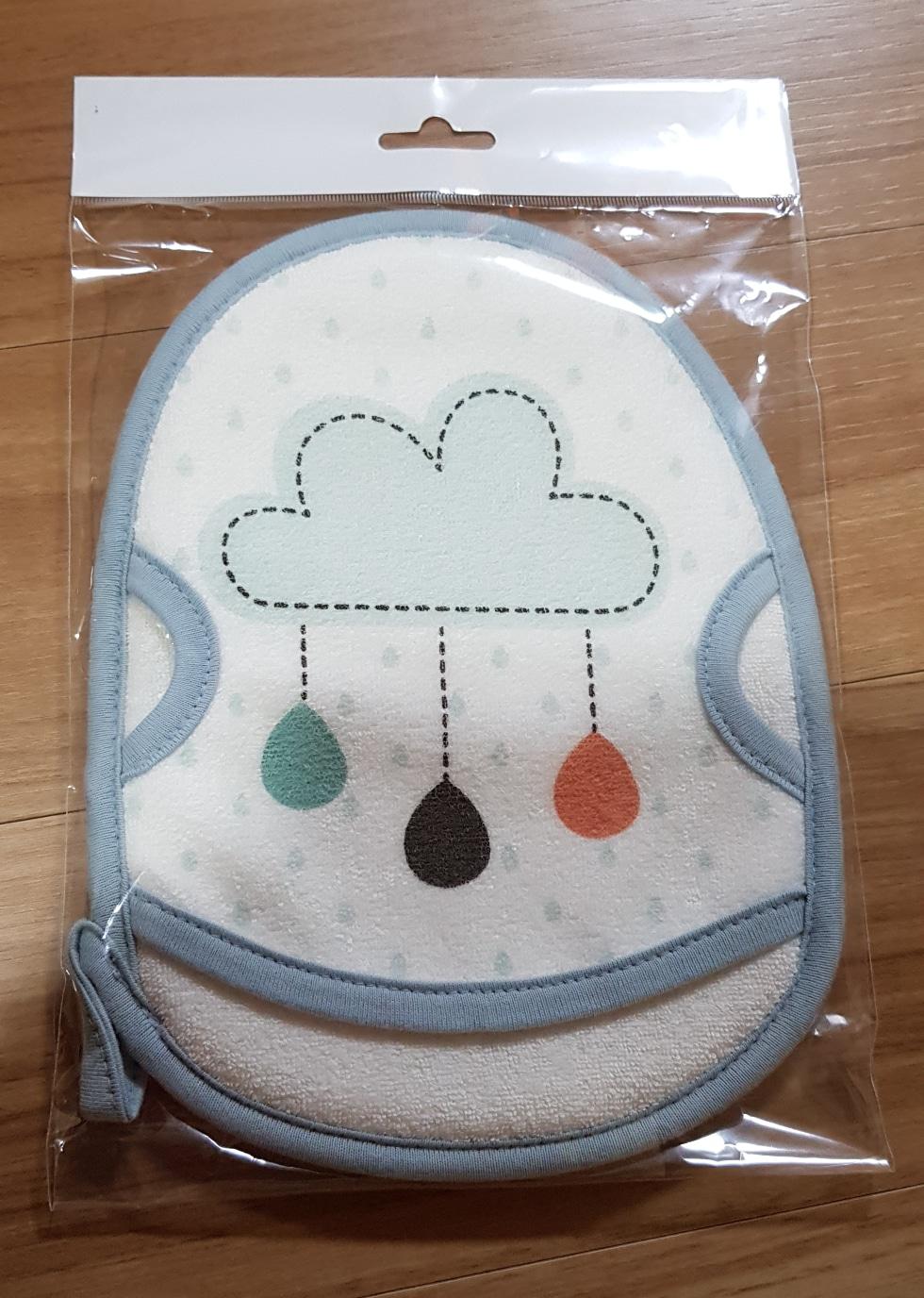 새상품)구름목욕손타올