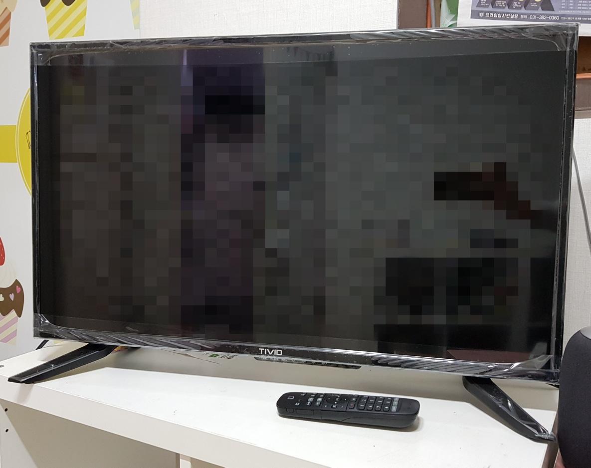 텔레비전 팝니다~~(LED, 32형, 2018년구매)