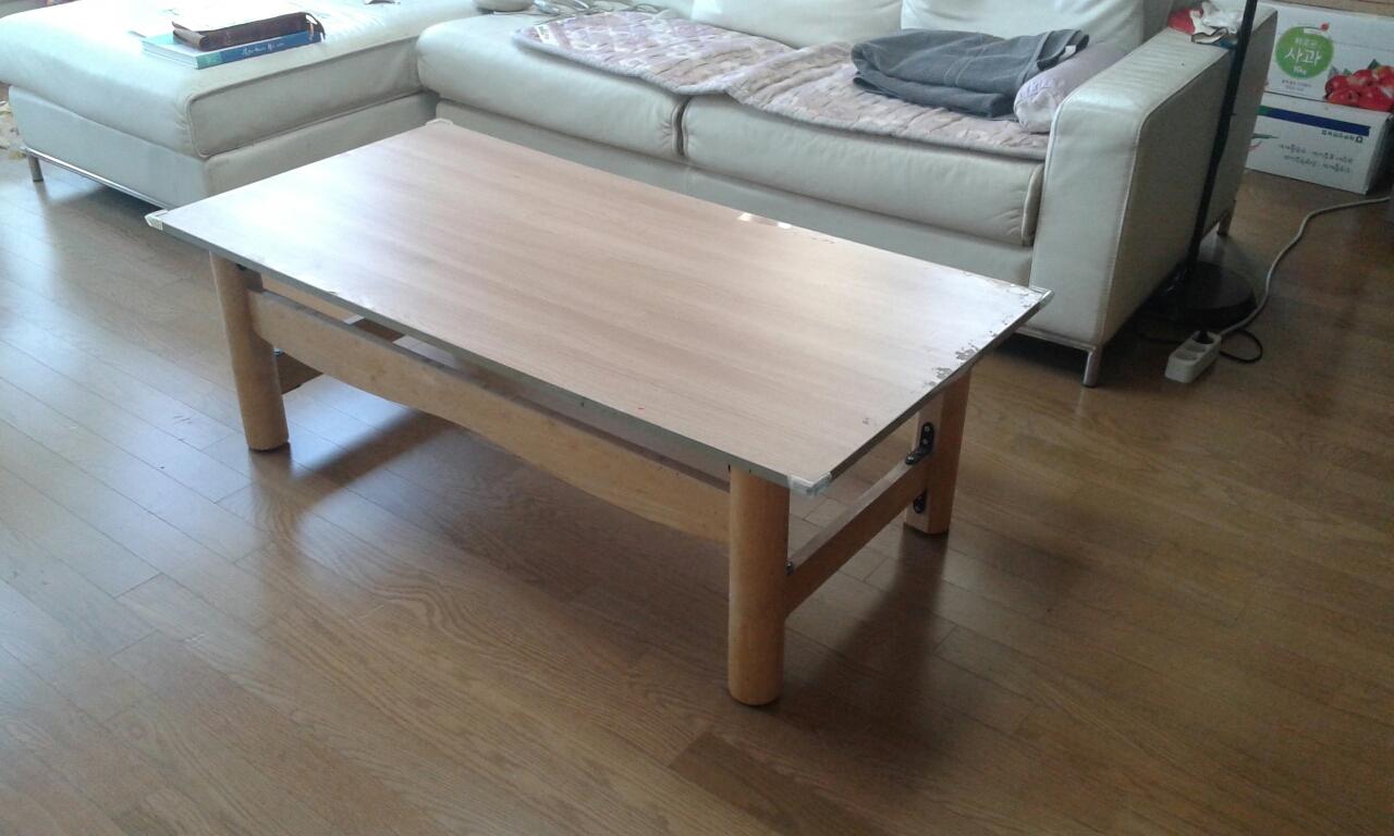 탁자 필요하신분 가져가세요.