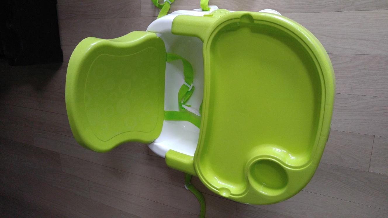 아가방 유아용 부스터의자 식탁의자