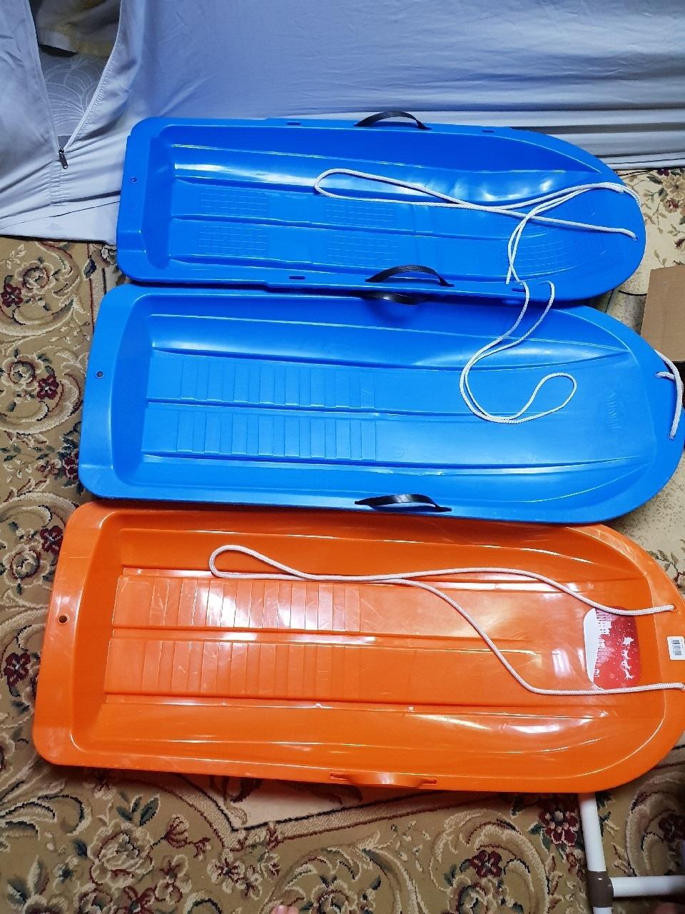 눈썰매 3개)개별구매가능 2인용 어린이 눈썰매 아동썰매 썰매