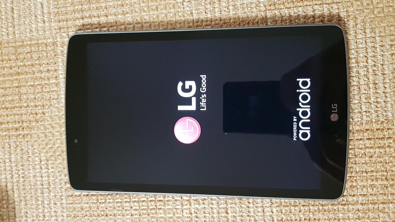 LG 지패드2 8.0