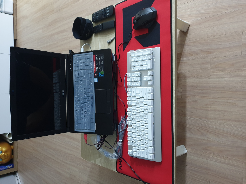 MSI i7 7700/1050/16g/ssd256g 게이밍 노트북 판매