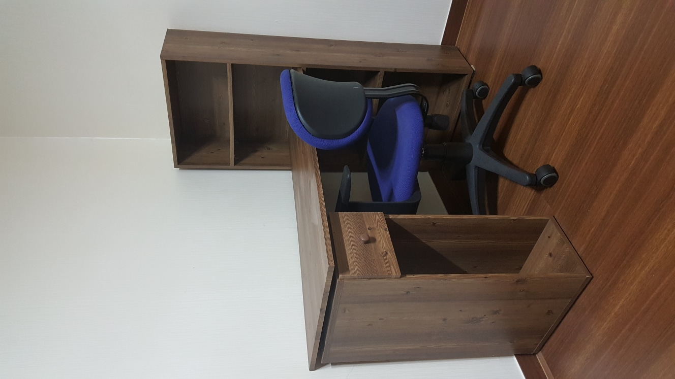 책상.의자셋트