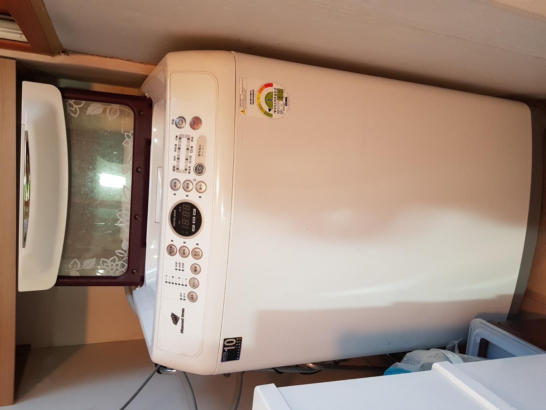 삼성통돌이세탁기