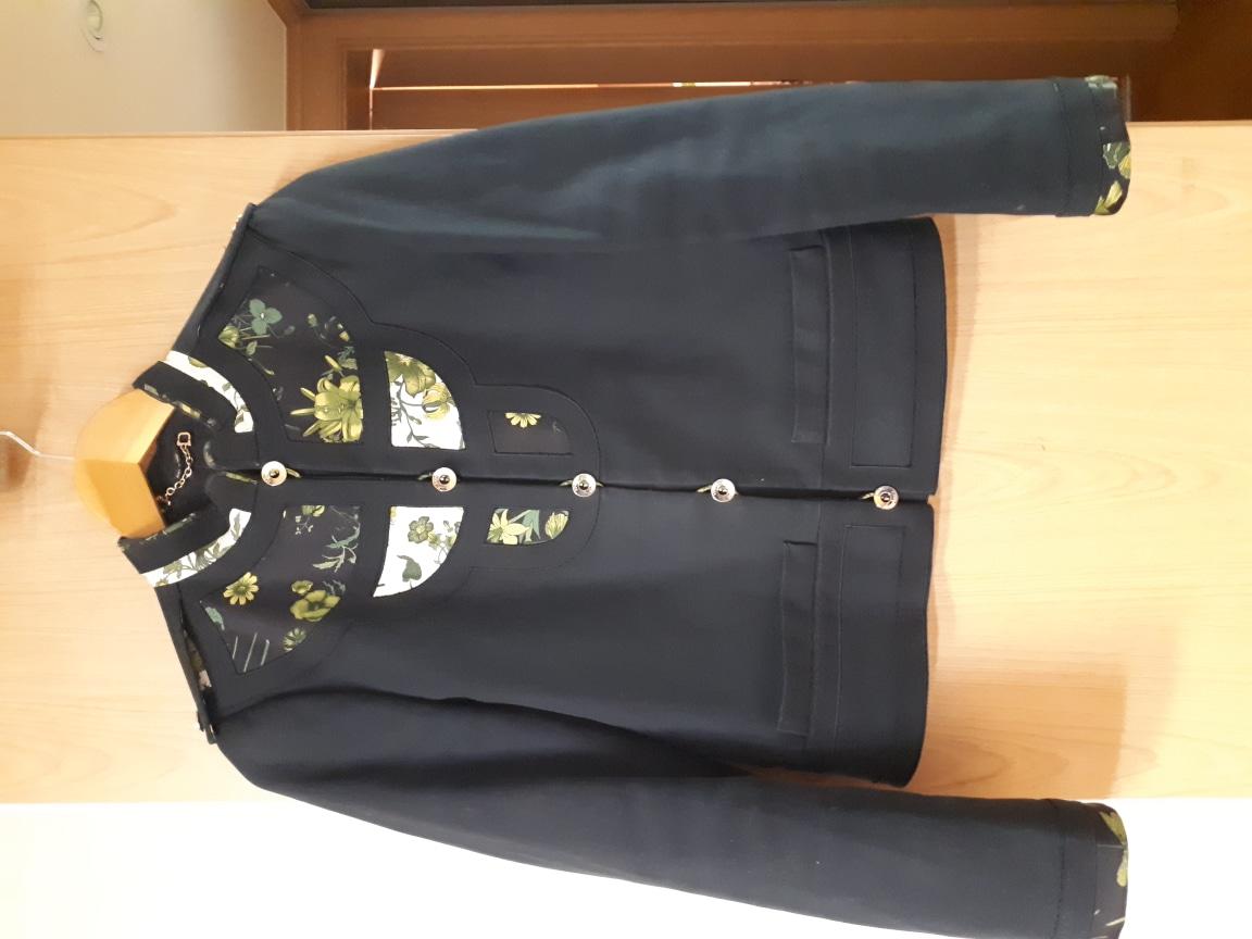 구찌 정품 밀리터리픙 자켓