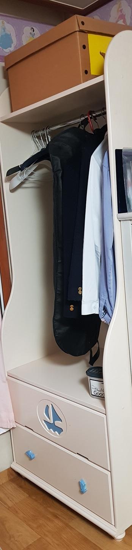 오픈형 옷장