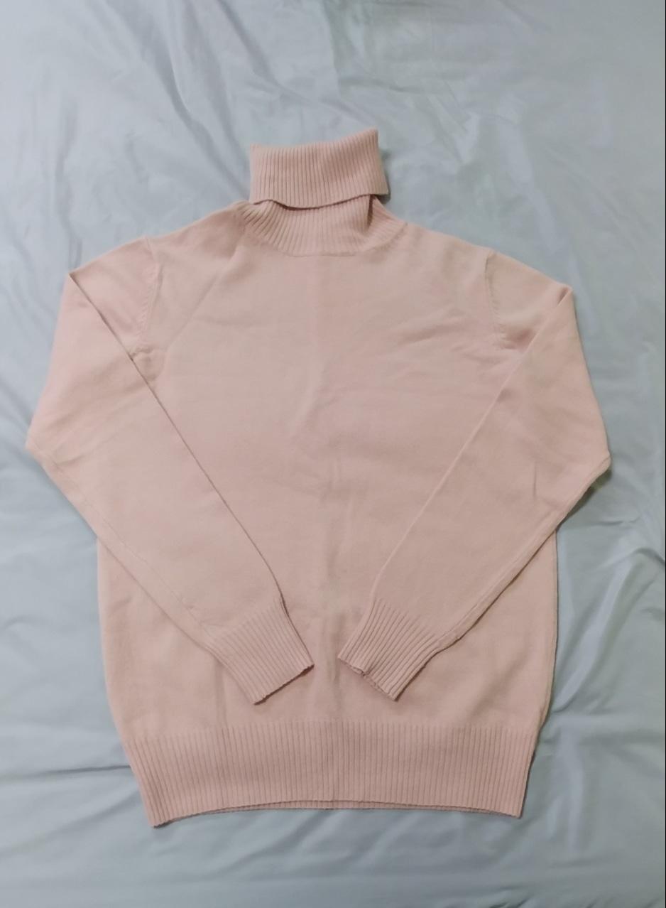 목폴라 스웨터