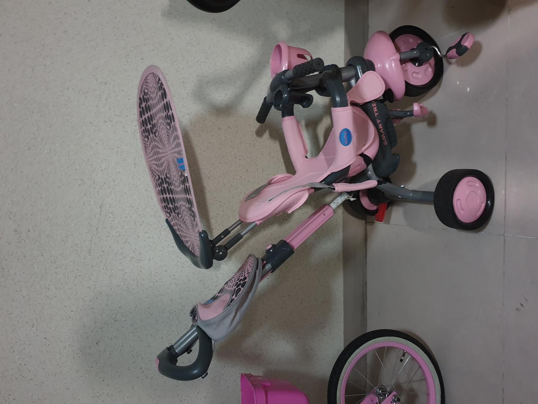 스마트 트라이크 영유아 세발자전거(가격내림)
