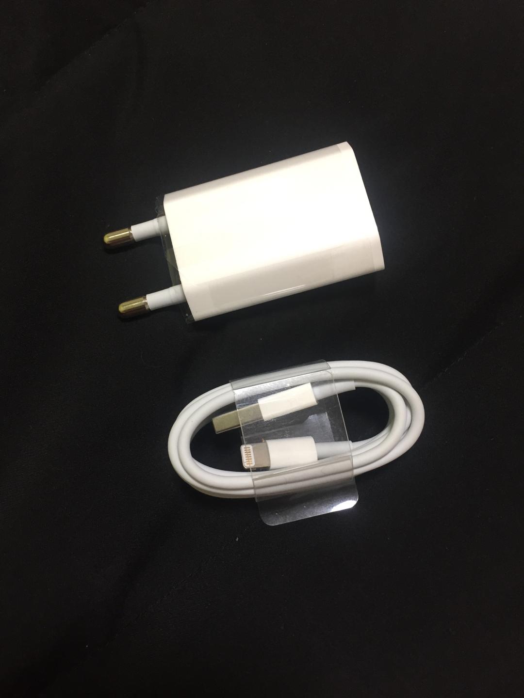 정품 아이폰 충전기
