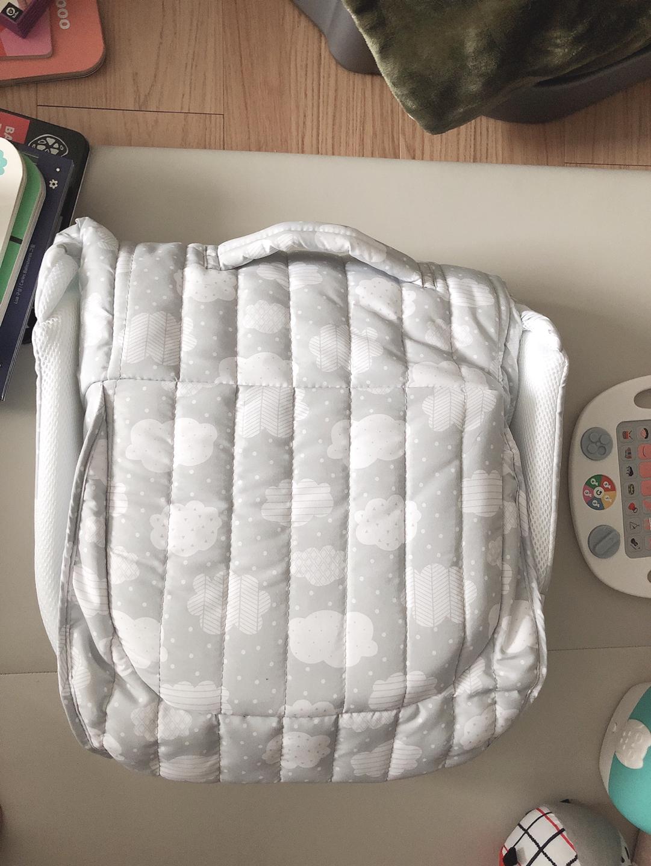 휴대용아기침대 스너글네스트 누보백 아기침대 휴대용 <새상품>