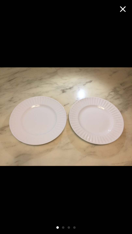 웨지우드 접시 2개