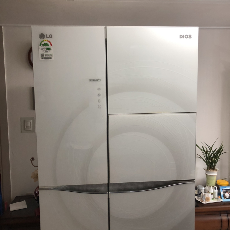 LG디오스 R-T762DLCRS 냉장고 팝니다!