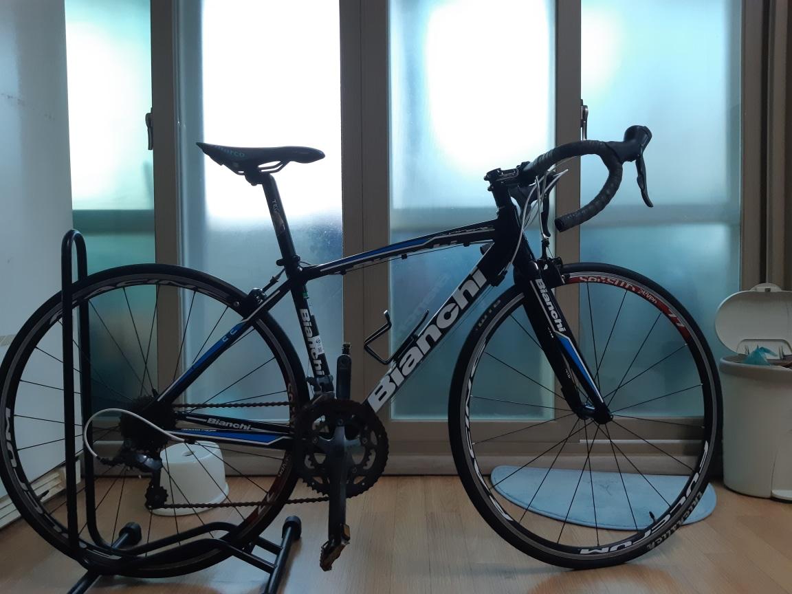 로드 자전거 비앙키 니로네