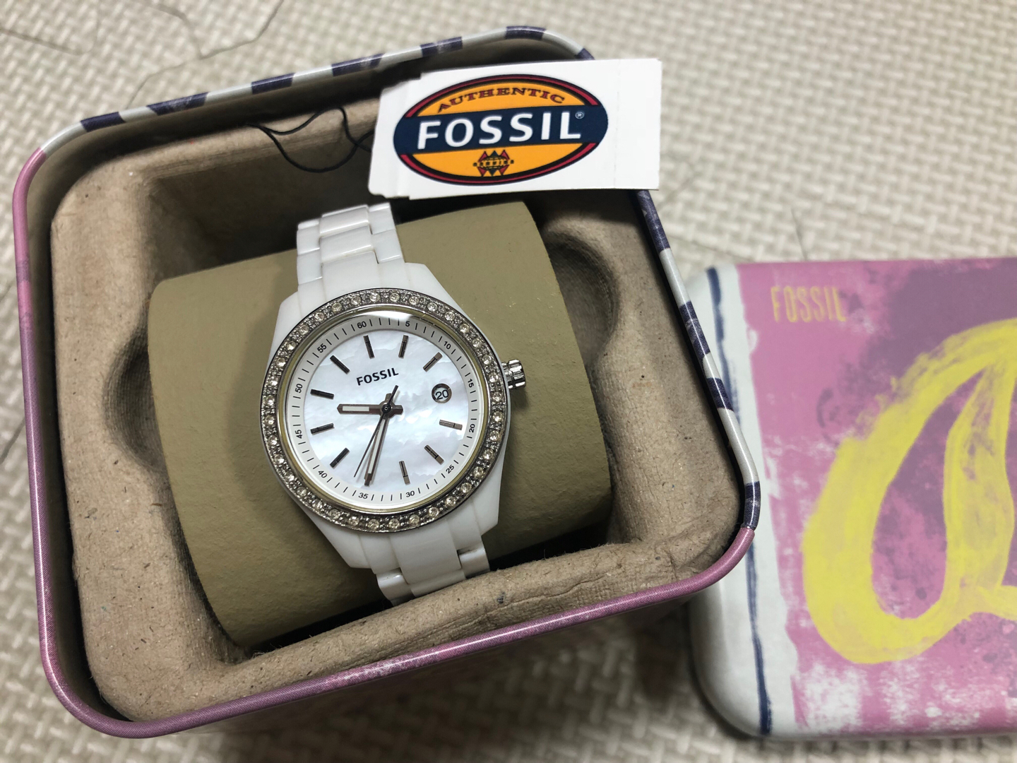 FOSSIL 시계