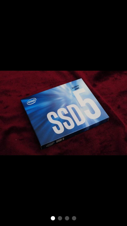 인텔 545s 512GB SSD (새제품)