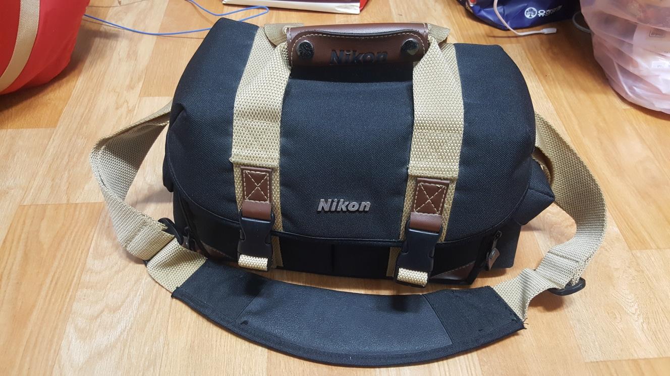 니콘 카메라 가방