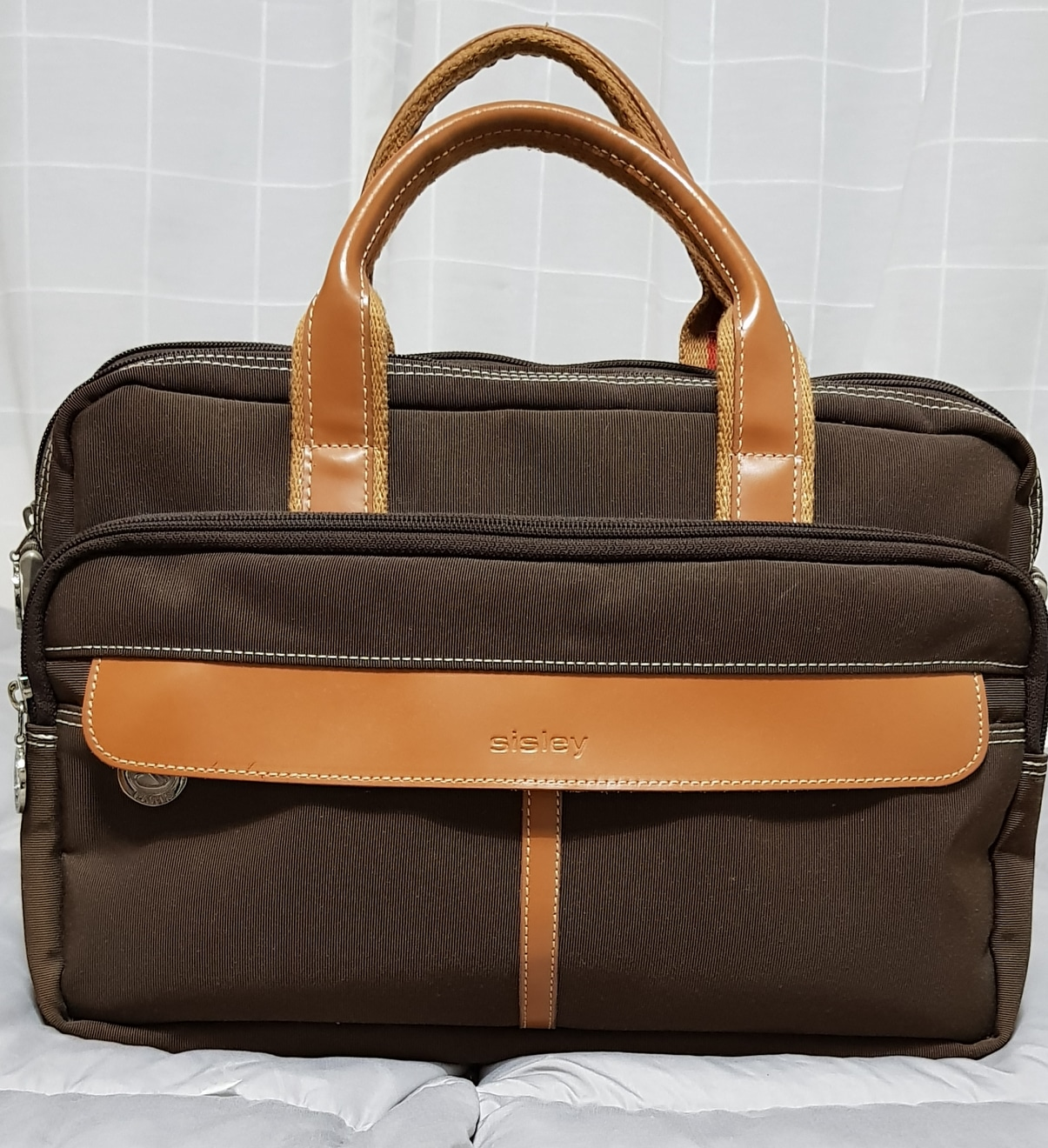 시슬리 토트 가방