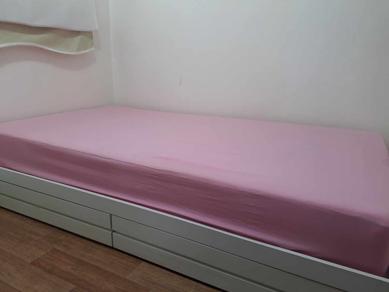 싱글 서랍형 침대 무료나눔
